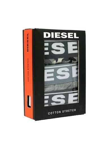 Diesel DIESEL ERKEK 3 LÜ BOXER 00ST3V-0WBAE-E5359 Renkli